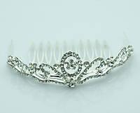 Королевские свадебные тиары недорого оптом. Украшения для свадебной причёски. 42
