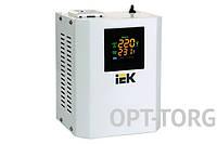 IEK стабілізатор напруги Boiler 0,5 кВА електронний, IEK
