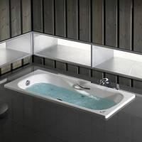 Ванна стальная ROCA Princess-N 1600х750х430