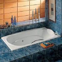 Чугунная ванна ROCA Akira 1700х850х440