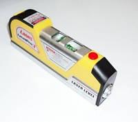Лазерний рівень Laser Level Pro 3 з вбудованою рулеткою 2,5 м, фото 1