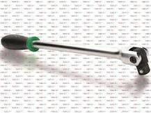 """Вороток с шарниром 1/2"""" L600мм с резиновой ручкой Toptul CFKA1624, фото 3"""