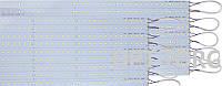 Motoko Комплект линеек светодиодных 28W smd 2835 для замены тубов MTK-2835W (5500-6000K)
