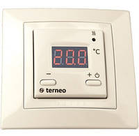 Терморегулятор для теплого пола Terneo ST (Слоновая кость)