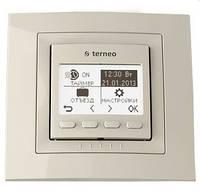 Терморегулятор для теплого пола Terneo PRO (Слоновая кость)