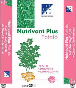 Нутривант Плюс™ картофель, Микроудобрение, фото 2