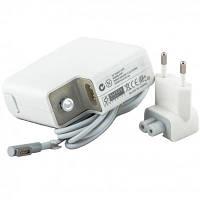 Блок питания к ноутбуку PowerPlant APPLE 220V, 18.5V 85W 4.6A (Magnet tip) (AP85EMAG)