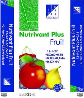 НУТРИВАНТ ПЛЮС™ плодовый, Микроудобрение, фото 2