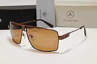 Мужские солнцезащитные очки Mercedes Benz 1016 бронза