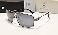 Мужские солнцезащитные очки Mercedes Benz 1016 серый цвет