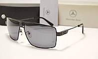 Мужские солнцезащитные очки Mercedes Benz 1016 черный цвет