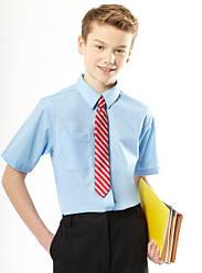 Сорочки шкільне для хлопчиків