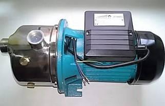 Насос поверхностный EUROAQUA JY 1000 SS мощность 1,1 кВт латунная крыльчатка, фото 2