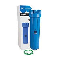"""Натрубный корпус фильтра типа """"Big Blue"""" Aquafilter FH20B64"""