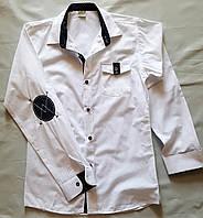 Рубашка школьная новинка 10-15лет