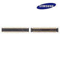 Коннектор дисплея для Samsung I8350 Omnia W, оригинал