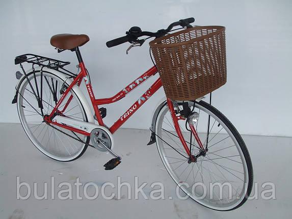 Велосипед BELLA CМ114 (ТРИНО велосипеды оптом), фото 2