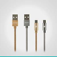 USB кабель Awei с разъемом MicroUSB 1 м.