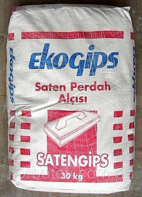 Шпатлёвка SatenGips Еврогипс