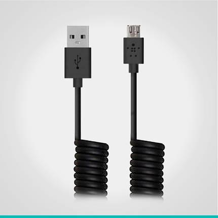 USB кабель Belkin с разъемом MicroUSB 1.8 м, фото 2