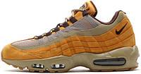 Мужские кроссовки Nike Air Max 95 Brown, найк