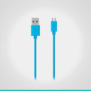 USB кабель Belkin с разъемом MicroUSB 1.2 м., фото 2