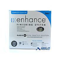 Энхенс (Enhance, Dentsply), полировочная система, набор: 40 головок, 2 пасты, мандрела с резинками