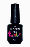 Гель-лак Nails Molekula Top Coat закрепитель