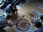 Терраццо - підлоги з мармурової крихти, фото 4