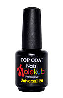 Гель-лак Nails Molekula Top Coat Universal EO