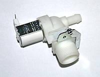 Клапан подачи воды (заливной) для стиральной машинки  1/90 универсальный