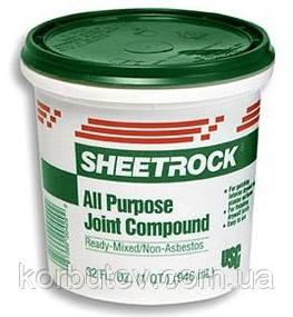 Шпаклёвка SHEETROCK 25кг, фото 2