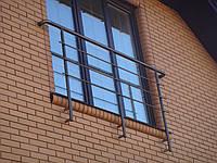 """Алюминиевые ограждение """"французский балкон"""""""