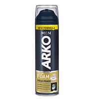 Пена для бритья Arko Gold Power 200 мл