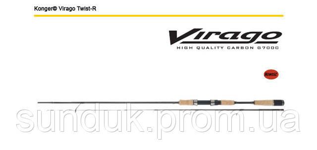 Спиннинг Konger Virago Twist-R 215