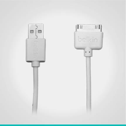 USB кабель Belkin с разъемом 30 pin, фото 2