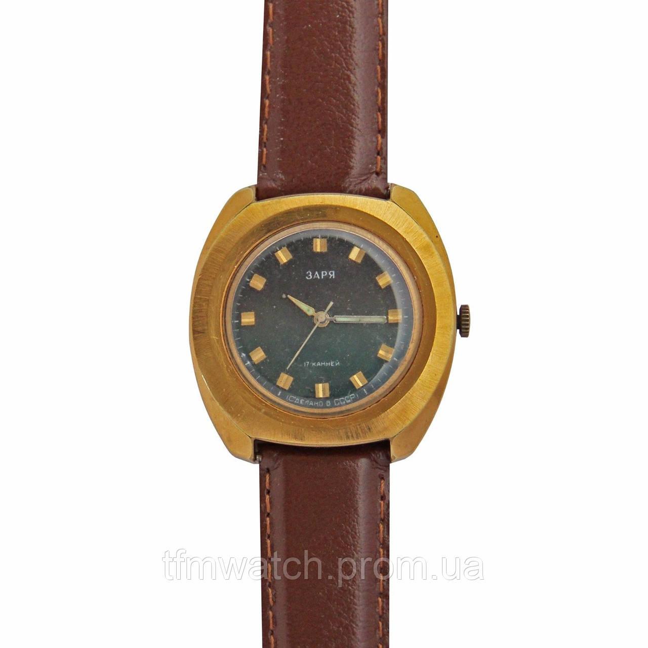 Механические часы Заря СССР