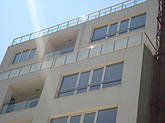 """Алюмінієві огорожу """"французький балкон"""", фото 3"""