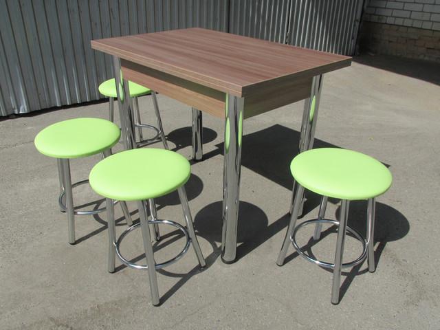 Кухонні столи, табурети, стільці