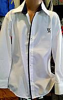 Рубашка школьная  9-11лет