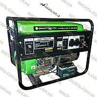 Бензиновый генератор Craft-tec PRO GEG-6500S