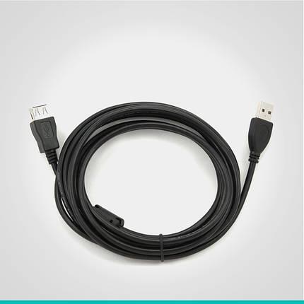 USB 2.0 удлинитель 1.5 м., фото 2