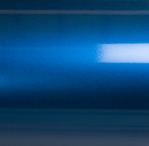 Глянцевая пленка Metallic синяя
