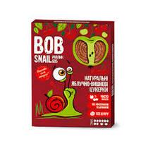 Натуральные конфеты яблочно-вишневые Bob Snail