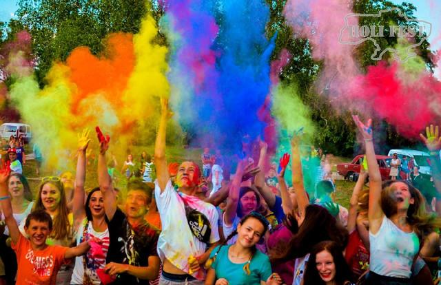 Holi Fest в місті Сарни! Закриття сезону!