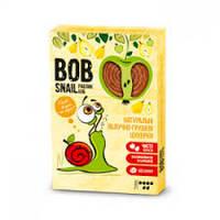 Натуральные конфеты яблочно-грушевые Bob Snail