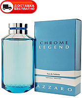 Мужская туалетная вода Azzaro Chrome Legend EDT 125 ml