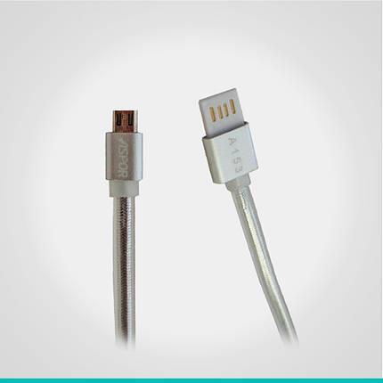 USB кабель Aspor с разъемом MicroUSB A153, фото 2