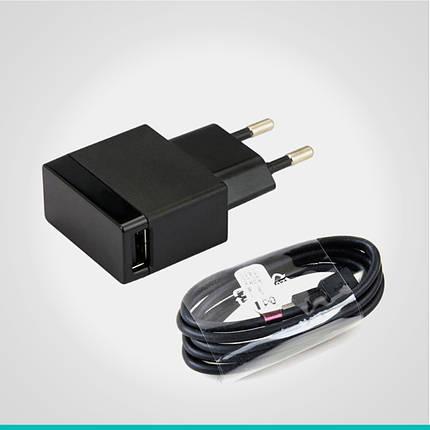 СЗУ Samsung USB + кабель microUSB, фото 2