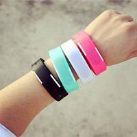 Сенсорные силиконовые часы для фитнеса